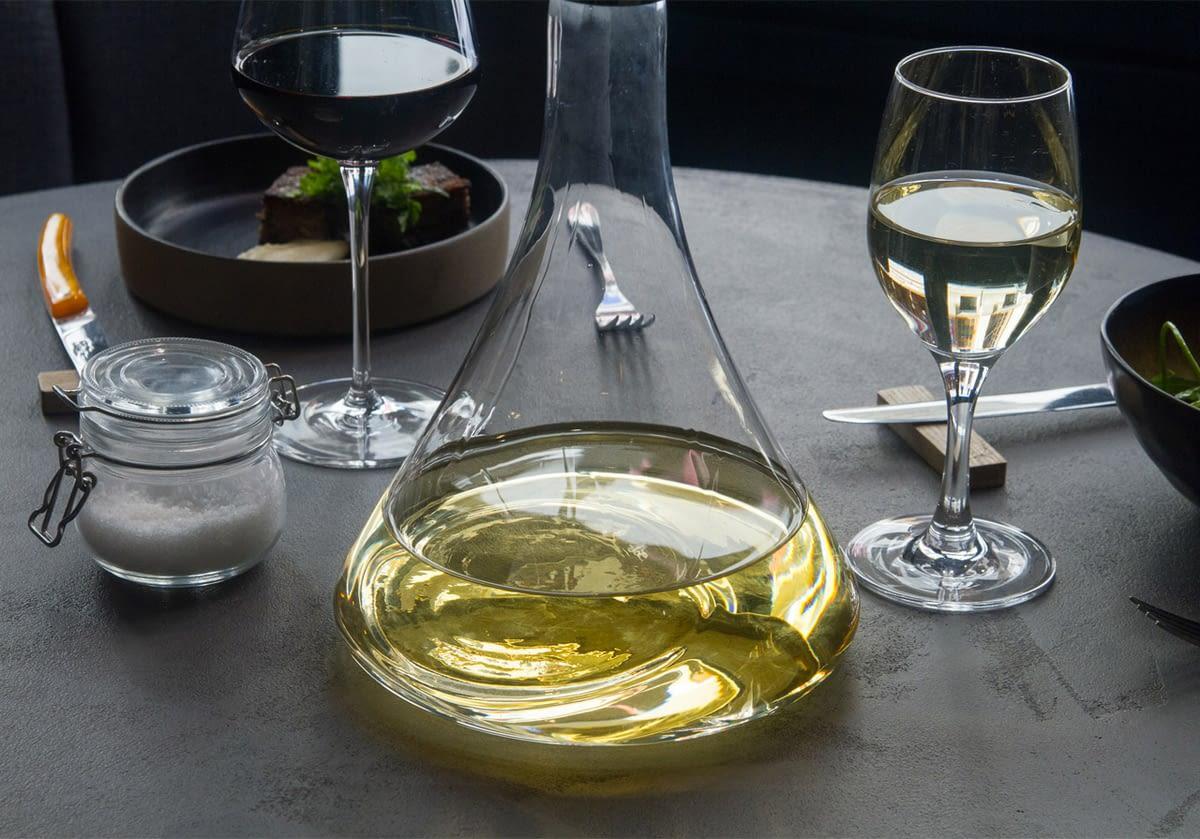 02 - Restaurant Vivre - Vins- 3 rue de la Michodière 75002 Paris