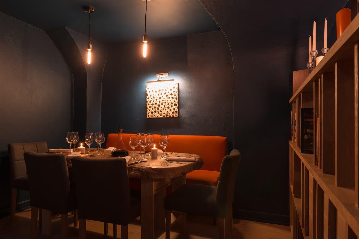 """Restaurant Vivre - Espace \""""En bas\"""" - L'Orme"""