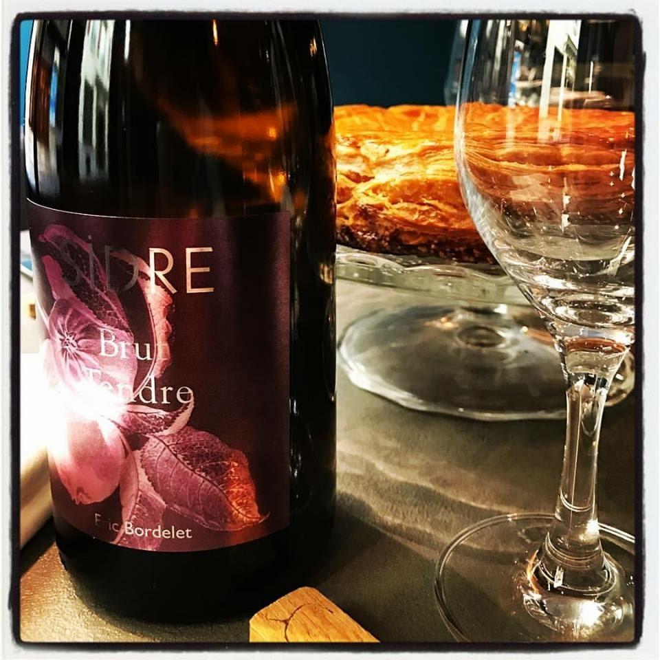 Le Cide d'Eric Bordelet entre au (V)ivre à l'occasion de la galette des rois