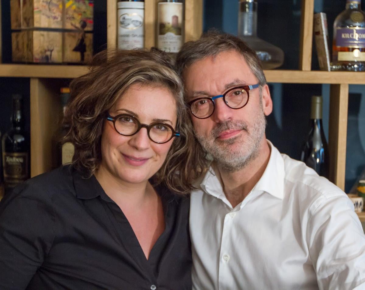 03 - Restaurant Vivre - Caroline Savoy et Bruno Blain