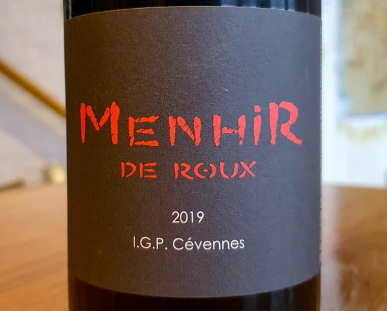 IGP Cévennes Menhir de Roux 2019 Rouge Tabesto 1157 x 929.jpg