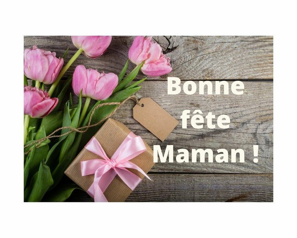 Menu pour la fête des mères 29 & 30 mai 2021